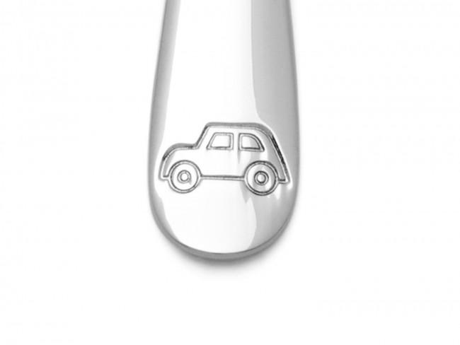 Couvert enfant 4pcs Miffy véhicules +livre