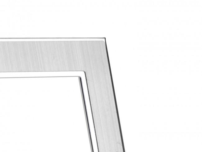 Cadre photo Padua 20x28cm, Aluminium