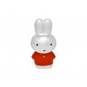Tirelire Miffy (65ème anniversaire) arg./laq./couleur