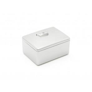 What-not-box Couronne arg/laq
